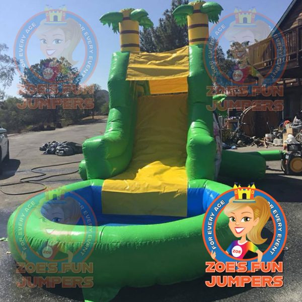 Mickey Mouse Slide | Zoe's Jolly Jumpers, Escondido, California