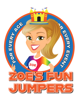 Zoe's Fun Jumpers Logo, Escondido, California