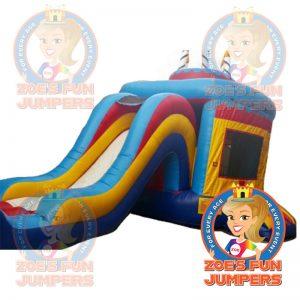 Cake Combo Dry Jumper   Zoe's Fun Jumpers, Escondido, California