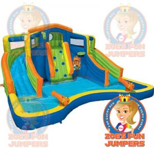 Adventure Club Park Toddler/Youth Jumper | Zoe's Fun Jumpers, Escondido, California