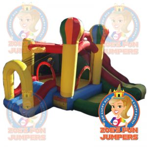 Balloon Toddler/Youth Jumper | Zoe's Fun Jumpers, Escondido, California