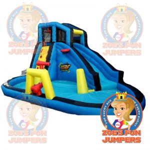 Battle Blast Toddler/Youth Jumper | Zoe's Fun Jumpers, Escondido, California