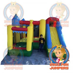 Boy Slide Toddler/Youth Jumper | Zoe's Fun Jumpers, Escondido, California