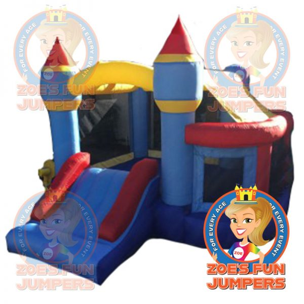 Toddler Castle Toddler/Youth Jumper | Zoe's Fun Jumpers, Escondido, California