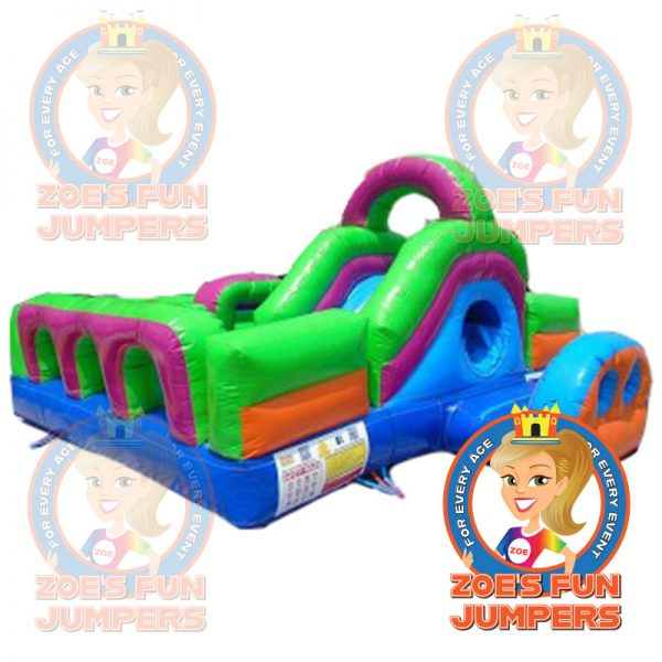 Toddler Obstacle Course Toddler/Youth Jumper | Zoe's Fun Jumpers, Escondido, California