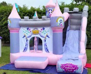 Princess Castle Toddler/Youth Jumper | Zoe's Fun Jumpers, Escondido, California