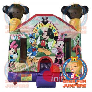 Mickey Toddler Jumper | Zoes Fun Jumpers, Escondido, California