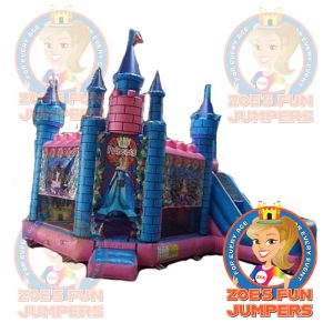 Chloey's Charming Castle   Zoe's Fun Jumpers